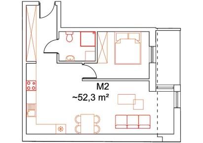 mieszkanie na sprzedaż - Oświęcim, Błonie